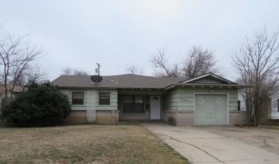 Del City Single Family Home For Sale: 3220 Beechwood Drive