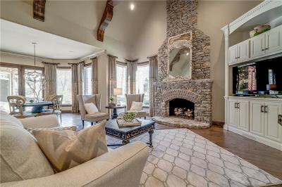 Oklahoma City Single Family Home For Sale: 11617 Mill Hollow Court