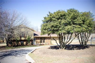 Choctaw Single Family Home For Sale: 853 S Choctaw