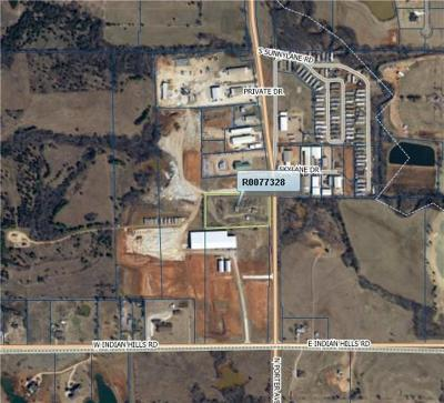 Norman Commercial For Sale: 17703 S Sunnylane Road