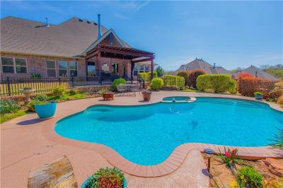Edmond Single Family Home For Sale: 1615 Ladera Lane
