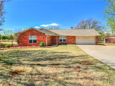 Guthrie Single Family Home For Sale: 719 W Morgan Drive