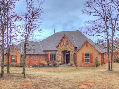 Choctaw Single Family Home For Sale: 13413 Prestwick Circle