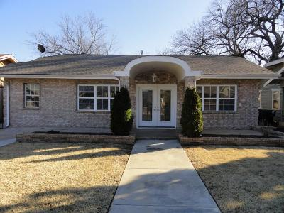 Oklahoma City Single Family Home For Sale: 2032 NW 18th Street