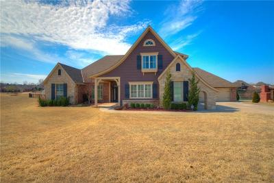 Choctaw Single Family Home For Sale: 2563 Cross Cut