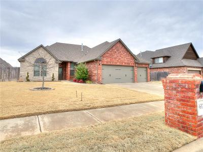 Oklahoma City Single Family Home For Sale: 8613 SW 58th Circle