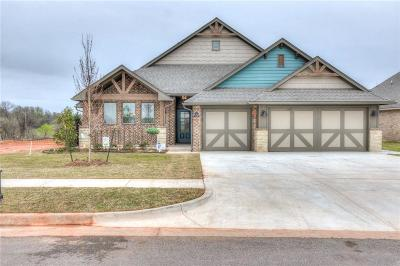 Moore Single Family Home For Sale: 2004 Edgewater Drive