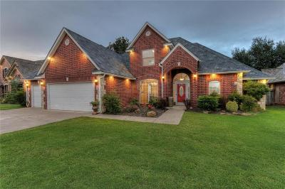 Norman Single Family Home For Sale: 1101 Hearthstone