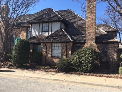 Norman Condo/Townhouse For Sale: 3517 Brookford Drive