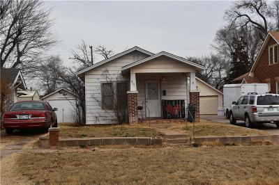 Beckham County Single Family Home For Sale: 615 W 5th