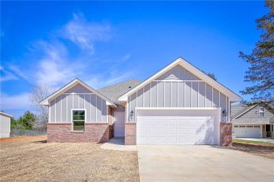 Edmond Single Family Home For Sale: 9136 Prairie Dog Drive