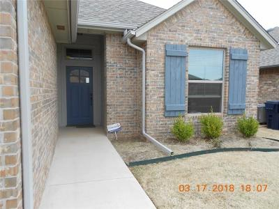 Edmond Single Family Home For Sale: 16409 Iron Fire Court