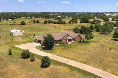 Edmond Single Family Home For Sale: 7401 NW 210th Street