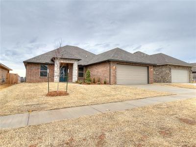 Edmond Single Family Home For Sale: 613 NW 180 Street