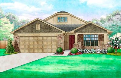 Single Family Home For Sale: 12516 Native Hill Drive