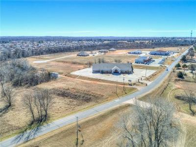 Choctaw Commercial For Sale: Harper Road