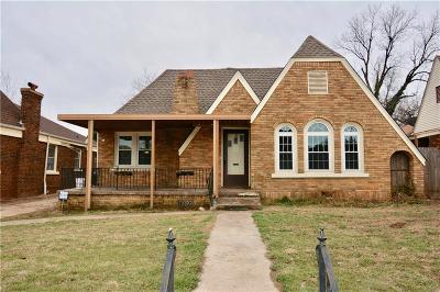 Oklahoma City Single Family Home For Sale: 904 NE 21st