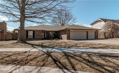 Oklahoma City Single Family Home For Sale: 1306 SW 99th