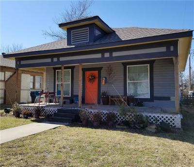 Oklahoma City Single Family Home For Sale: 2109 N McKinley