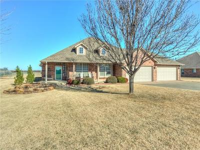 Tuttle Single Family Home For Sale: 4201 Frontier Lane