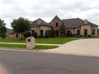 Moore Single Family Home For Sale: 1308 Willow Bend Blvd.