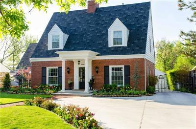Nichols Hills Single Family Home For Sale: 1906 Huntington