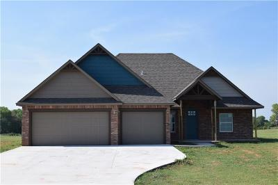 Blanchard OK Single Family Home For Sale: $249,730