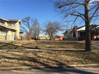 Oklahoma City Residential Lots & Land For Sale: 121 NW 22 Land