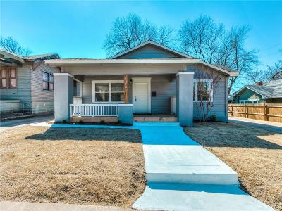Single Family Home For Sale: 1312 W Park
