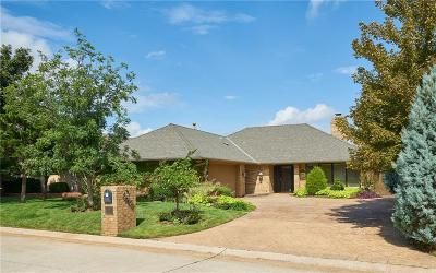 Oklahoma City Single Family Home For Sale: 3617 Chestnut Ridge Road