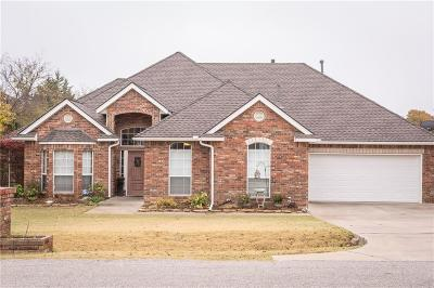Midwest City OK Single Family Home Sold: $246,000