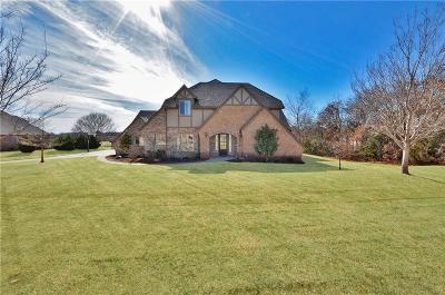 Canadian County, Oklahoma County Single Family Home For Sale: 6575 Valley View