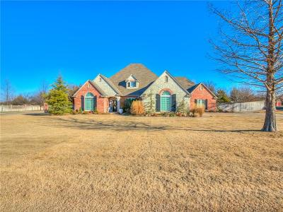 Oklahoma City Single Family Home For Sale: 10301 SE 45th Street