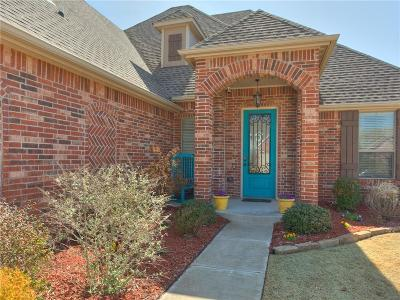 Edmond Single Family Home For Sale: 1408 Glenmere Court