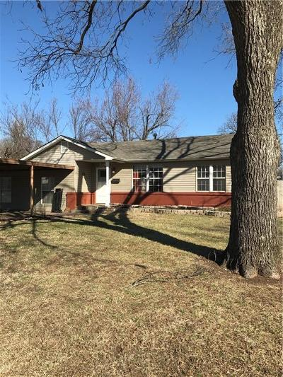 Oklahoma City Single Family Home For Sale: 6013 NW 47th Street