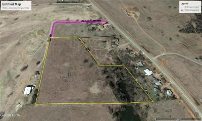 McClain County Residential Lots & Land For Sale: Hwy 76