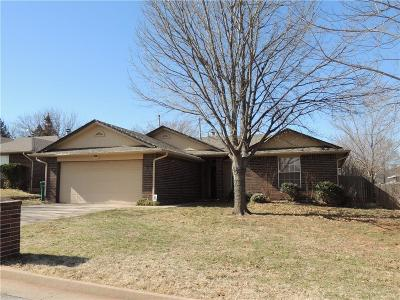 Edmond Single Family Home For Sale: 903 172nd