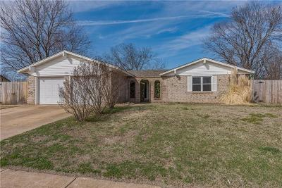 Norman OK Single Family Home Sold: $140,000