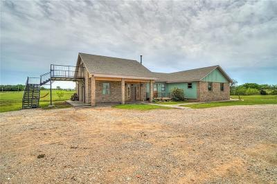 Lincoln County Single Family Home For Sale: 740252 S 3330 Road