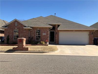 Oklahoma City Single Family Home For Sale: 11120 Arbor Lake Drive