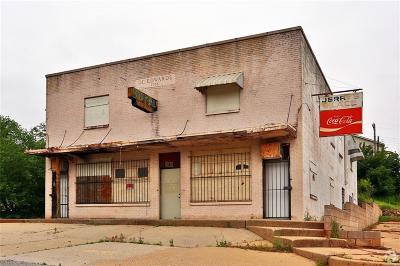 Oklahoma City Commercial For Sale: 1233 NE 6th Street
