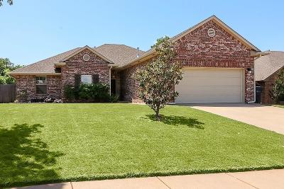 Edmond OK Single Family Home For Sale: $182,000