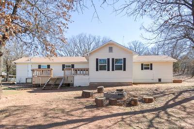 Luther Single Family Home For Sale: 21535 N Promised Land Road