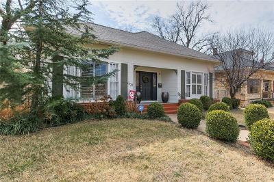 Single Family Home For Sale: 608 NW 19th Street
