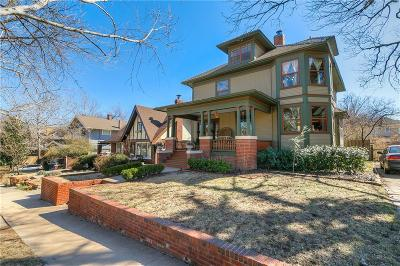 Oklahoma City Single Family Home For Sale: 610 NW 17th Street
