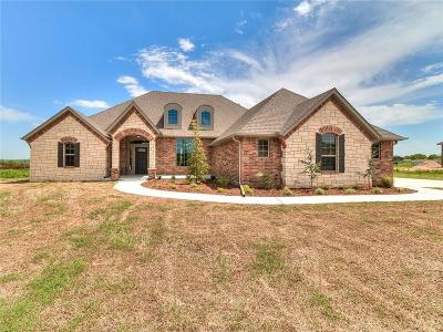 Choctaw Single Family Home For Sale: 632 Fox Drive