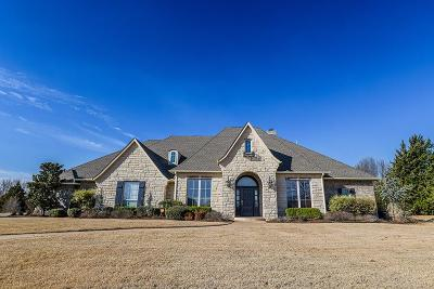 Edmond Single Family Home For Sale: 19355 Sportsmans Road