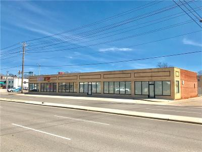 Oklahoma City Commercial For Sale: 522 N Classen