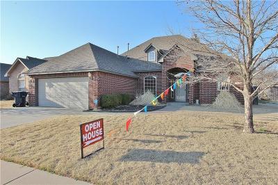 Oklahoma City Single Family Home For Sale: 11829 SW 17 Street