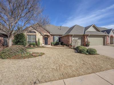 Edmond Single Family Home For Sale: 2424 Redrock Dr